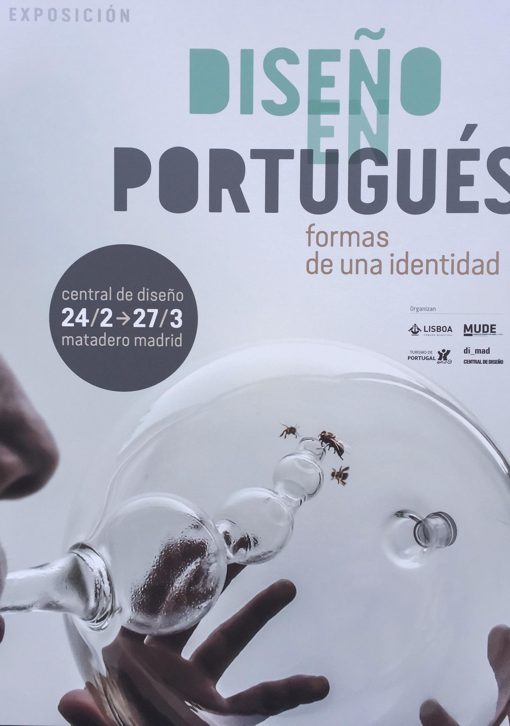 Mostra de diseño portugués en Madrid
