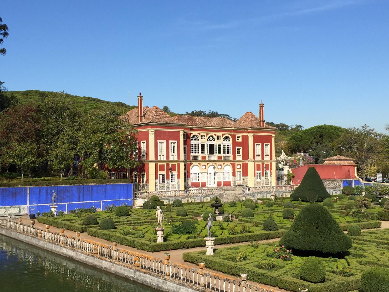 Uma visita ao Palácio Fronteira (Lisboa)
