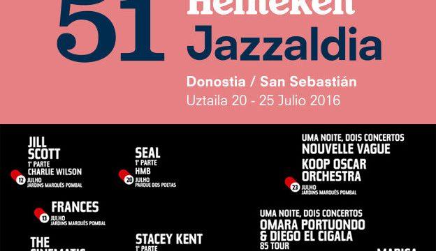 Julio: Mes de Jazz