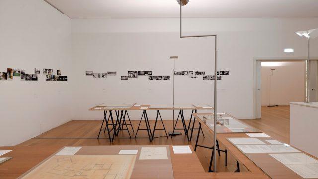 Exposición del archivo de Álvaro Siza en Oporto