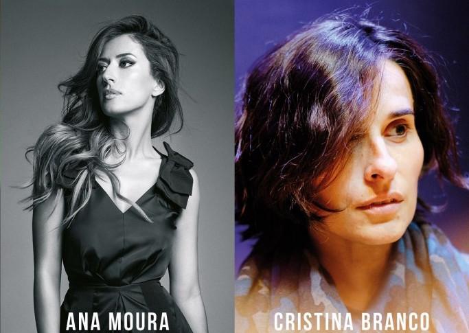 Turnés de Ana Moura e Cristina Branco