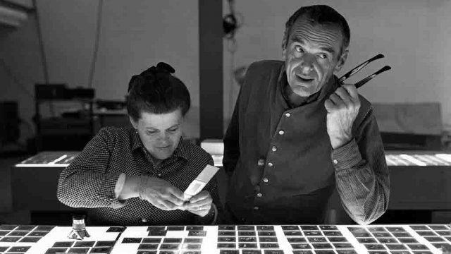 MAAT – El Mundo de Charles y Ray Eames