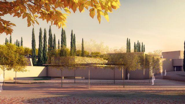 """Exposición """"Visiones de la Alhambra"""" en el  Museo Serralves"""