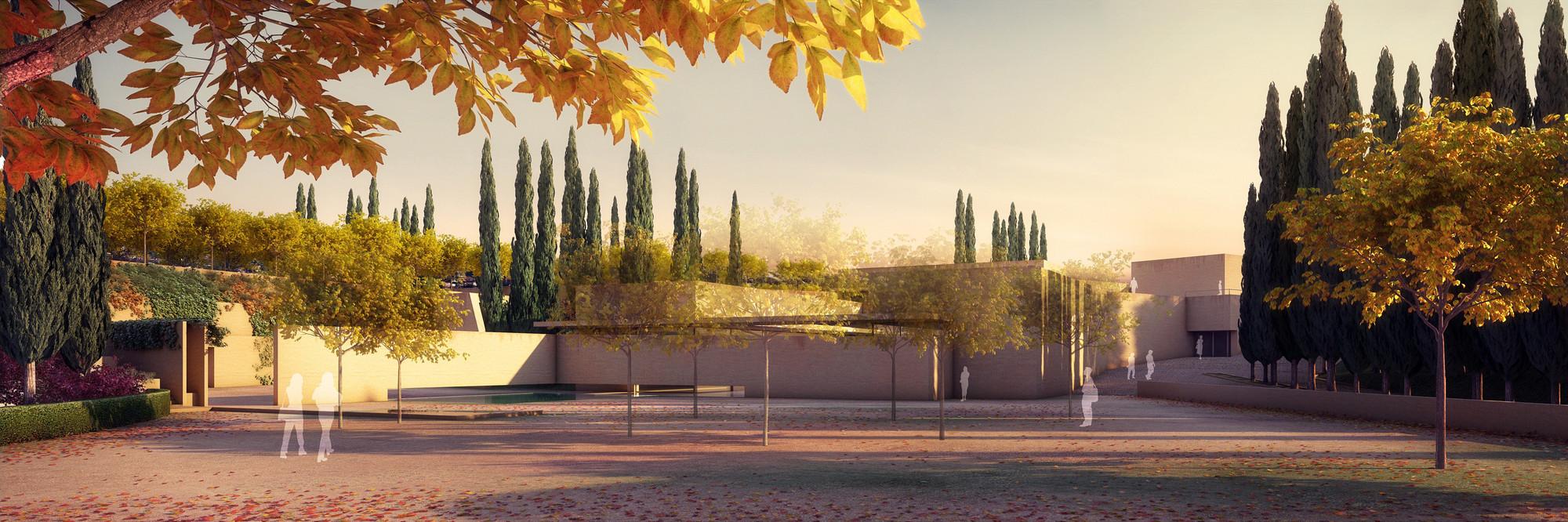 Exposición Visiones de la Alhambra en Oporto