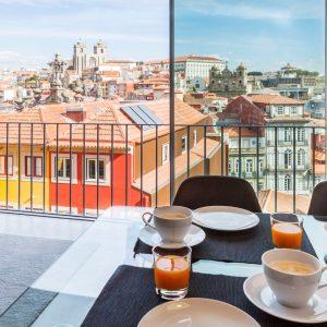 apartamentos turísticos no Porto