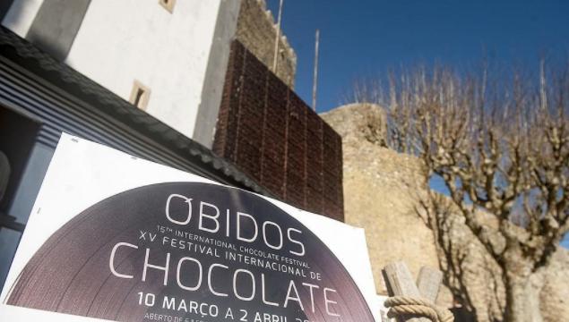 Festival Internacional del Chocolate de Óbidos