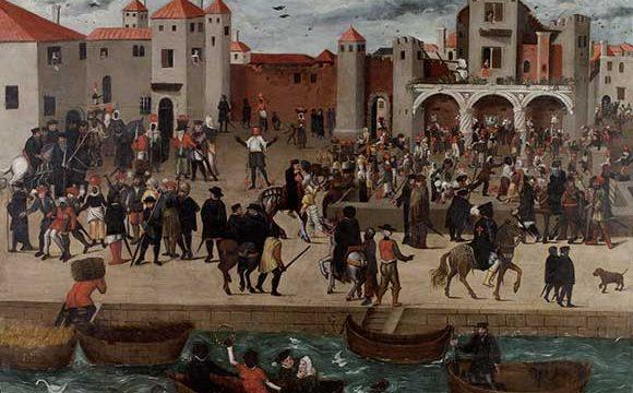 Exposición A Cidade Global-Lisboa no Renascimento