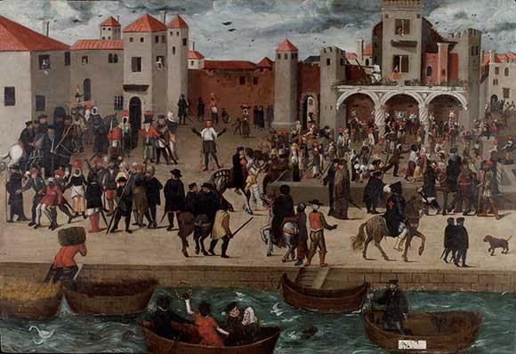 A Cidade Global- Lisboa no Renascimento exposición en el