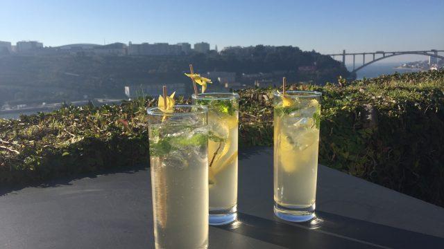 Porto Tónico um cocktail português com toque inglês
