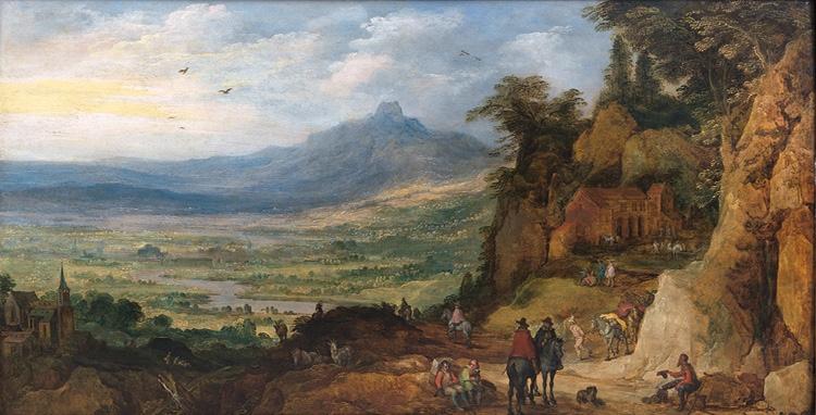 De Rubens a Van Dyck