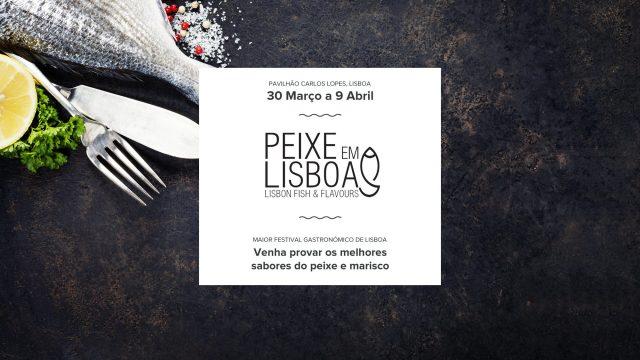 Peixe em Lisboa, um festival gastronómico emblemático