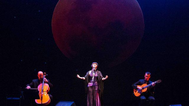 Minha Lua vuelven con su música a Granada y Madrid