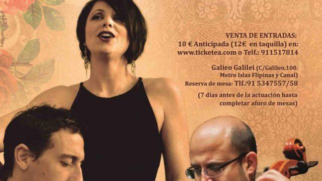 Concerto de Minha Lua em Madrid