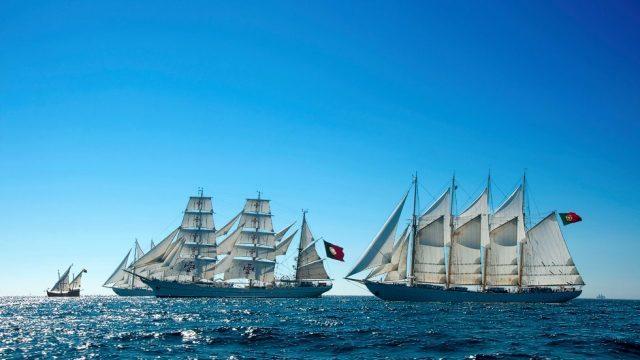 TALL SHIPS RACE SINES 2017, REGATAS DE ALTURA