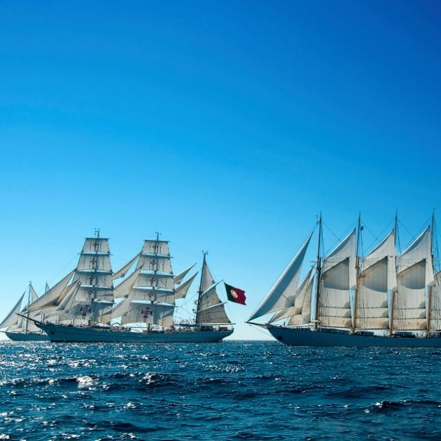 TALL SHIPS RACE SINES 2017
