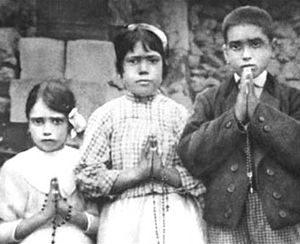 Centenario de las apariciones de la Virgen en Fátima