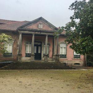 Casa Vilar Ruta del Románico Portugués Rota do Románico Português