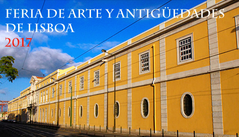 Feria de Antigüedades de Lisboa 2017