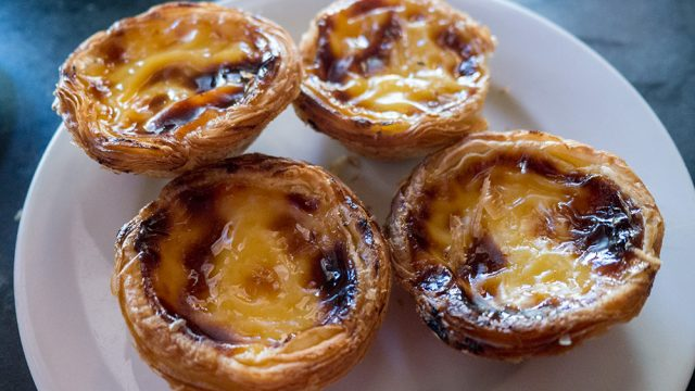 Pasteles de Nata, el postre más dulce de Portugal