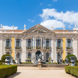 Palacio Nacional de Queluz Festival de Sintra