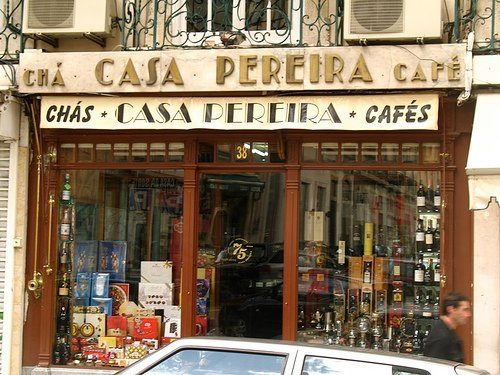 Tiendas Históricas Casa Pereira