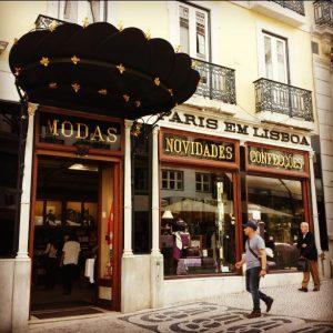 Tiendas Históricas de Lisboa