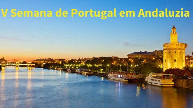 V Semana de Portugal em Andaluzia