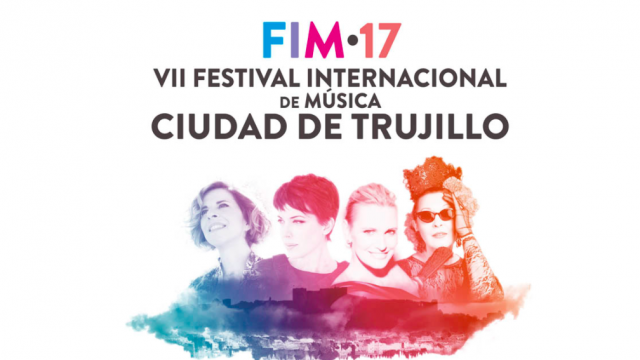 Teresa Salgueiro no Festival Internacional de Música de Trujillo