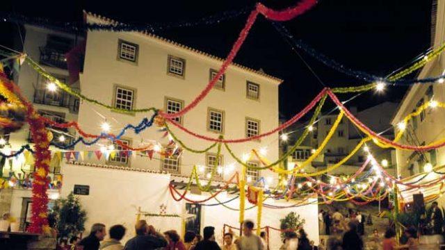 Lisboa é uma festa em Santo António