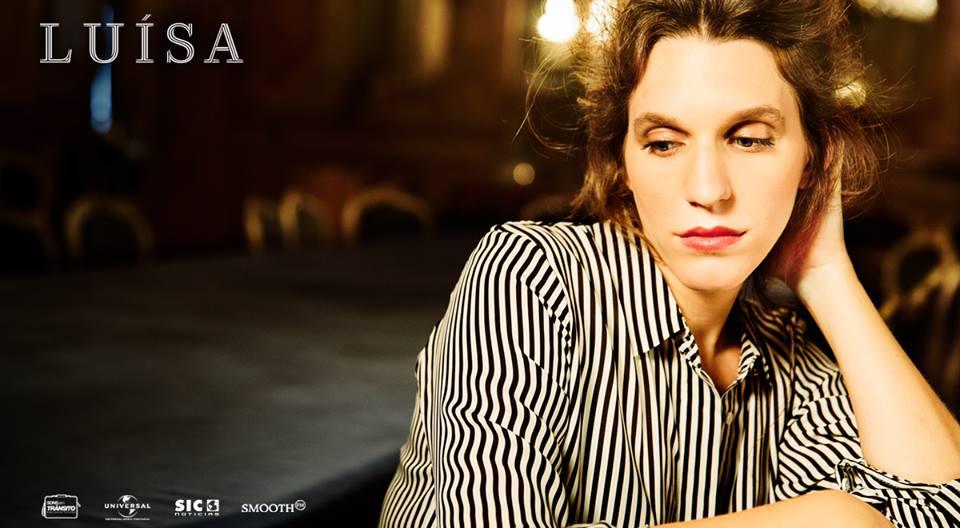 Luísa Sobral no Universal Music Festival de Madrid