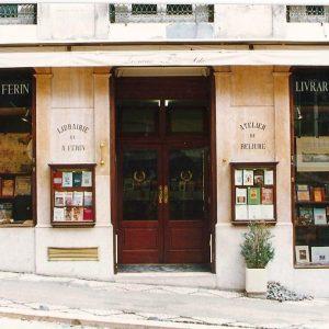 Librerías históricas de Portugal Livrarias históricas de Portugal