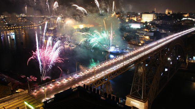 San Juan, una fiesta de todos y para todos en Oporto