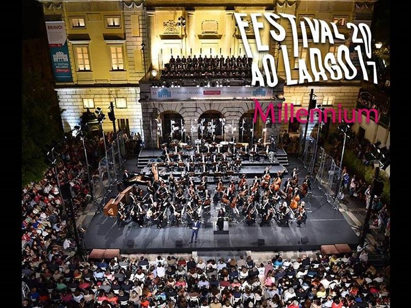 Festival ao Largo 2017, música em Lisboa