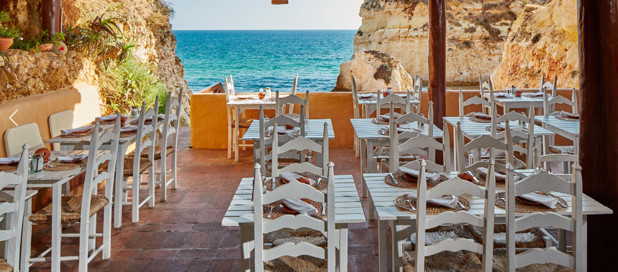 Nuestros chiringuitos y restaurantes de playa favoritos de Portugal