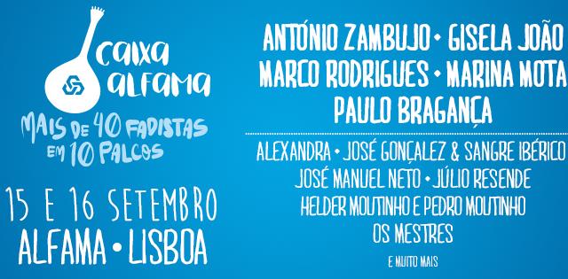 Festival Caixa Alfama 2017