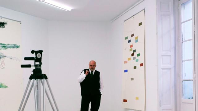 Pedro Cabrita Reis artista convidado de Estampa 2017
