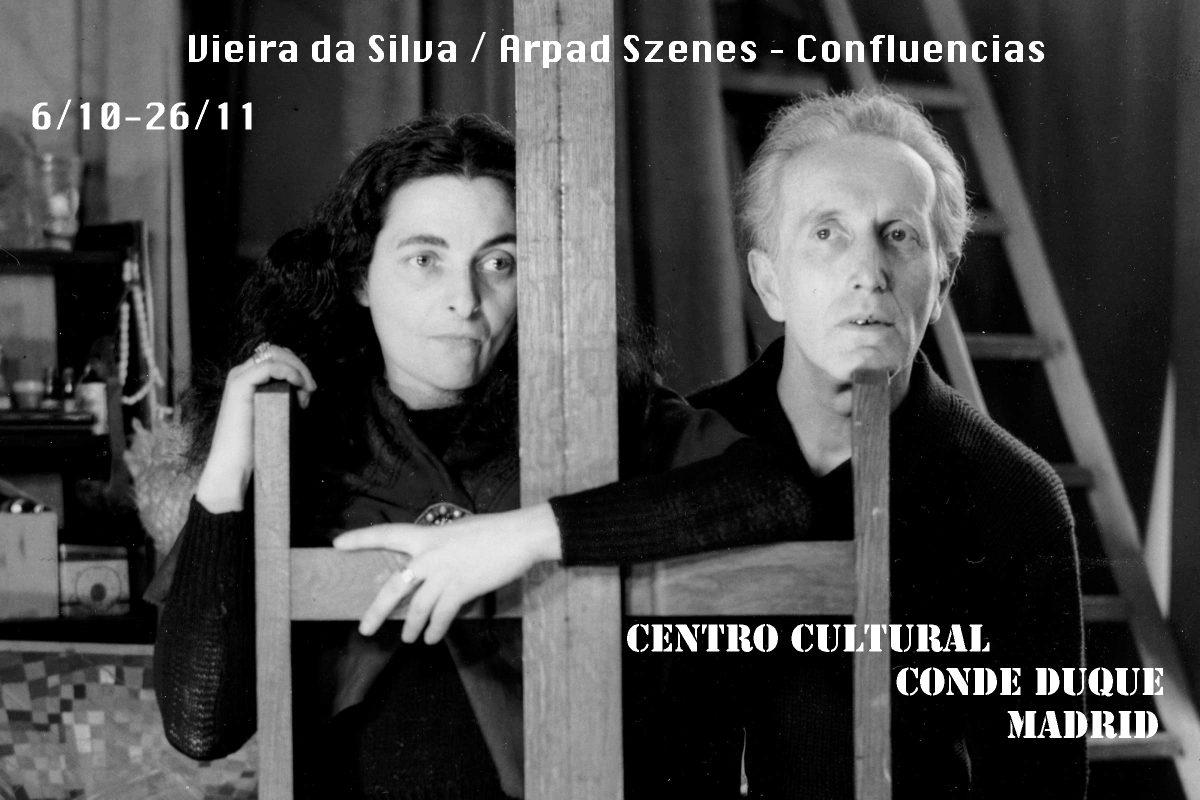 Vieira da Silva / Arpad Szenes – Confluencias