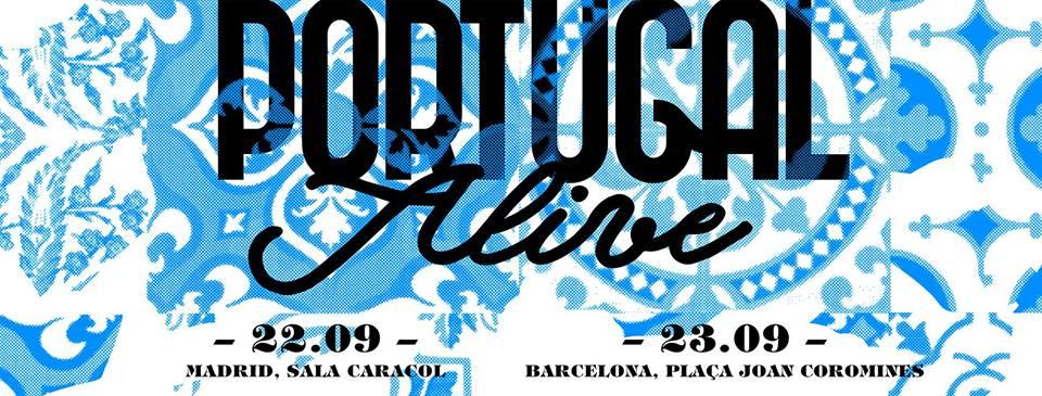 Portugal Alive celebra a sua quarta edição em Madrid e Barcelona