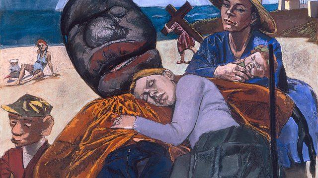 Léxico Familiar: exposição de Paula Rego em Barcelona