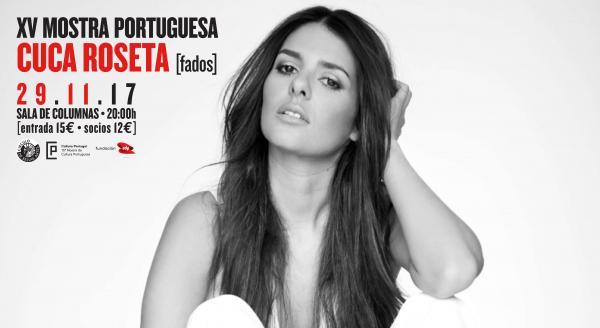 CONCIERTO DE CUCA ROSETA EN MADRID