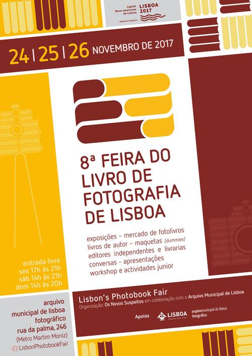8ª edición de la Feria del libro de fotografía de Lisboa
