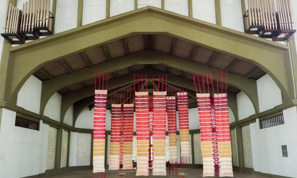 O Sudário, exposição de Cristina Rodrigues em Madrid