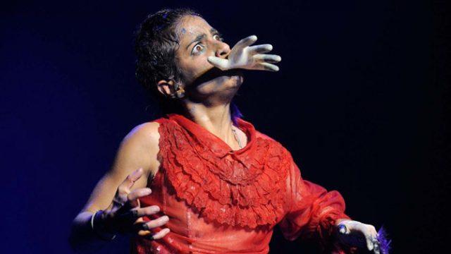 Guintche, de Marlene Monteiro en Madrid