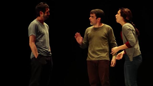 Teatro portugués: Edipo en la Sala Cuarta Pared