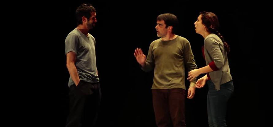 Teatro portugués: Edipo en la Sala Cuarta Pared - Iberismos
