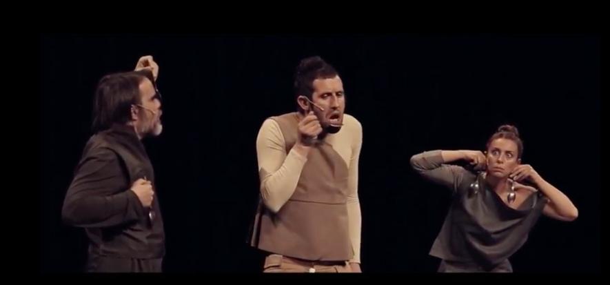 Teatro portugués: Electra en la Sala Cuarta Pared - Iberismos