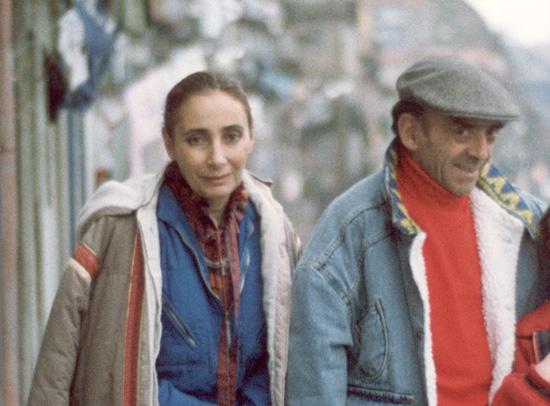 Margarida Cordeiro y António Reis