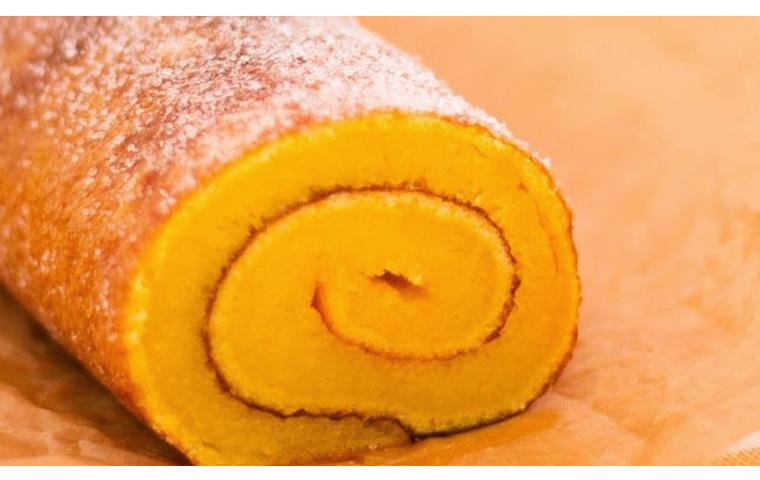Torta de Laranja, muy rica y fácil de hacer
