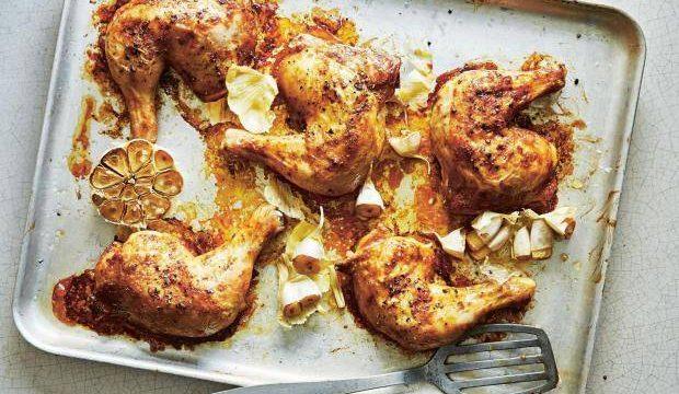 Pollo al Piri Piri o Pollo a la Brasa a la Portuguesa