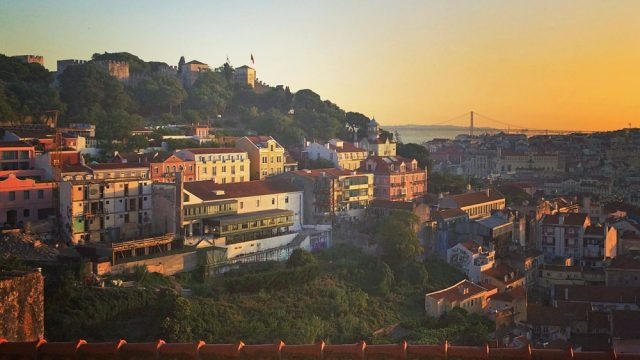 Nuestros miradores favoritos de Lisboa